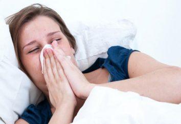 Prévention et traitement des infections virales respiratoires aiguës chez les adultes: les médicaments