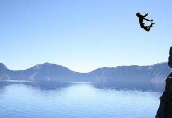 Najwyższy skok w wodzie – lub osiągnięcia ryzykowne posunięcie?