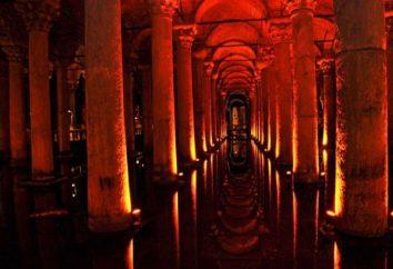 Antica Basilica Cisterna – l'eredità dell'Impero Bizantino