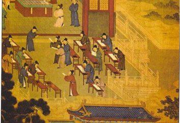 Le système éducatif en Chine: Description du développement