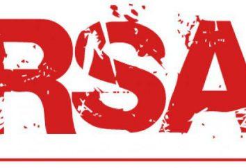 RSA-crittografia. Descrizione e implementazione dell'algoritmo RSA
