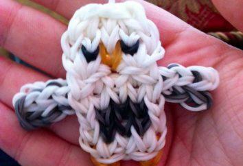 Weave Owl Kaugummi: detaillierte Anweisungen