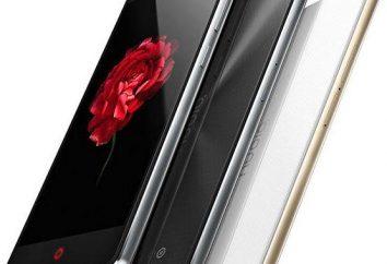 Teléfono inteligente Nubia Z9 Max: revisión