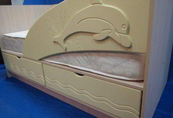 """Bed """"Delfin"""" z pudełka: Opinie rodziców"""