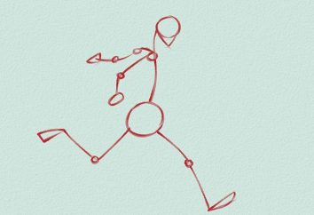 Jak narysować piłkarz podczas meczu