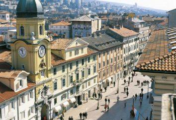 Rijeka, Croatie Activités et commentaires