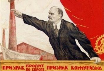 slogans soviétiques et de propagande