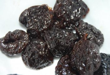 Carne de porco com ameixas secas: sabor delicado e um mínimo de esforço