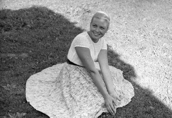 Vija Artmane: biografía y fotos de la actriz soviética