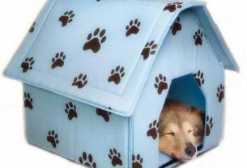 Wunderbar weich Haus für einen Hund