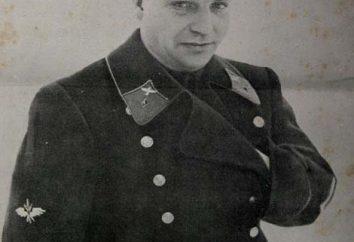 pilotos de teste da URSS