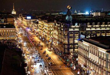 cafeterías baratas de San Petersburgo: fotos y comentarios