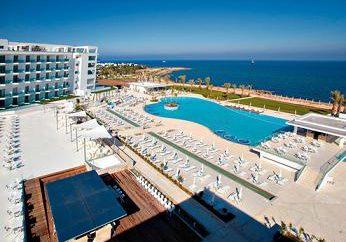 """King Evelthon Hotel 5 *. Paphos, hotéis """"5 estrelas"""""""