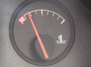 przegrzania silnika, przyczyny, konsekwencje