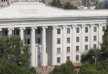 Uniwersytet Pedagogiczny, Wołgograd: szkolenia, wydziały, specjalności, czesne, szybkość, z basenu i opinie przechodzą
