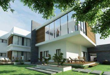 Minimalizm w architekturze: opis stylu. Indywidualne i standardowe projekty domów