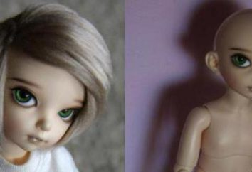 Como fazer uma peruca para uma boneca sem grandes despesas