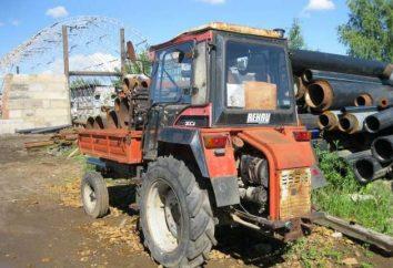 VTZ tracteur universel: vue d'ensemble, les caractéristiques, les caractéristiques et commentaires