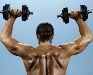 Jak sprawić, by ramiona szersze bez siłowni?