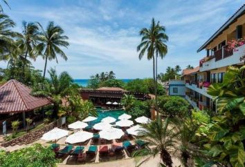 Karona Resort & SPA 3 *, Thailandia, Phuket: descrizione della struttura, foto e recensioni
