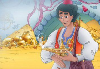 """""""The Magic Lampe von Aladdin"""": erinnert an die bekannte Geschichte"""