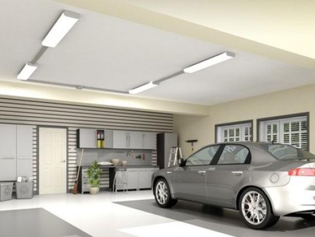Lampade led per garage soffitto