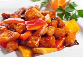 Gabadzhou – ricetta con foto