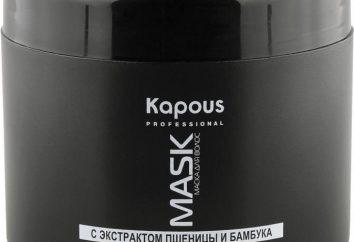"""Capelli maschera """"Kapus."""" Descrizione e Recensioni"""