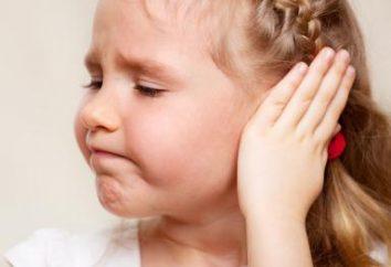 Quais são as razões ouvidos estabelecidas no frio?