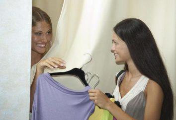 Che sogno, che è necessario misurare abiti: Sogno Prenota