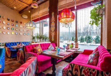 ristoranti uzbeki a Mosca, indirizzo e recensioni