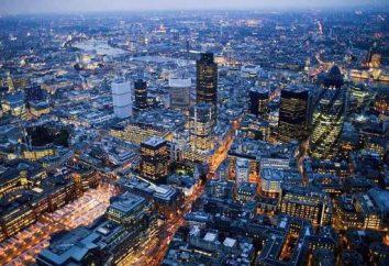 London – Moskau: zwei große Städte auf rasstayanii 3000 Km.. gegenseitig