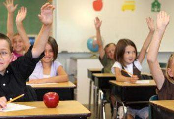 Semana de la geografía en la escuela: el desarrollo de las actividades, planificar y análisis