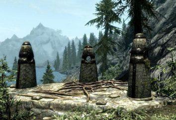 """""""Skyrim"""": znaki opiekuna. Lokalizacja i bonusy kamieni"""