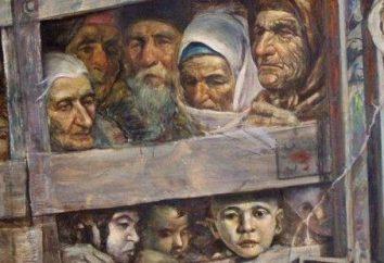 Deportacja ludzi Karachai – Historia. Tragedia ludzi Karachai