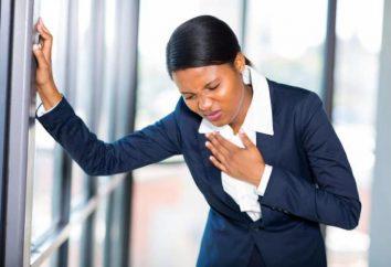 osteocondrosis cervical y TIR: síntomas y tratamiento
