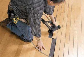 Peinture pour planchers en bois doit être sélectionné correctement