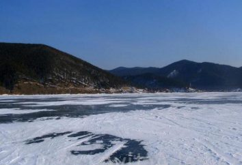 En lo que los ríos y lagos de la mejor pesca en Buriatia?