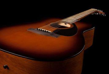 Akustische Gitarren Yamaha: Zuverlässigkeit zu einem erschwinglichen Preis