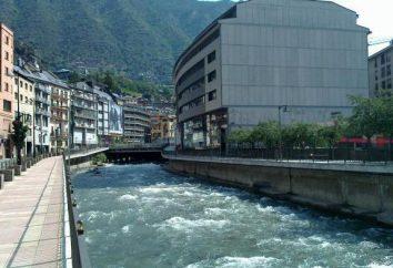 Bandeira de Andorra e sua história