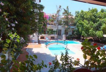 Hotel Rena Apartamentos 3 * (Creta, Grecia): opiniones, descripciones y comentarios