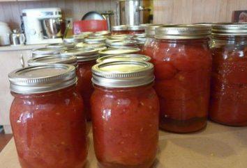 Cómo hacer que los tomates en su propio jugo rápido y fácil
