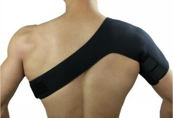 spalla fasciatura: indicazioni, descrizione, il tipo di utilizzo e regole
