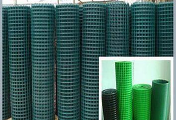 treillis soudé avec revêtement PVC – le produit est populaire