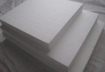 Spezifikationen PSB-C 35. Wandisolierung Polystyrol PSB-35 C