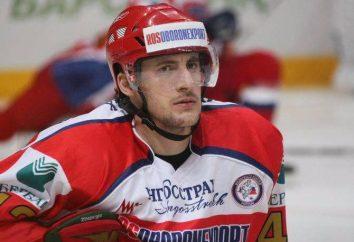 Zinovev Sergey – delantero centro