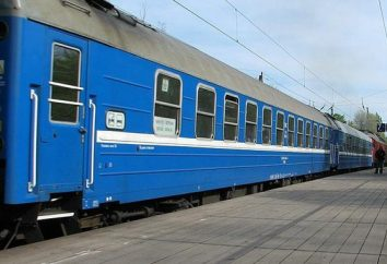 """Zug """"Moskau – Prag"""". Train """"Moskau – Prag"""": Fahrplan, Tarife, route"""
