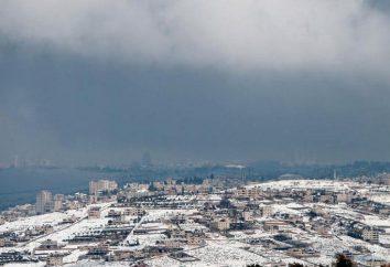 Viagem a janeiro em Israel: clima, resorts, dicas para turistas