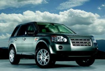 "Land Rover ""Freelander 2"" – kompaktowy SUV"