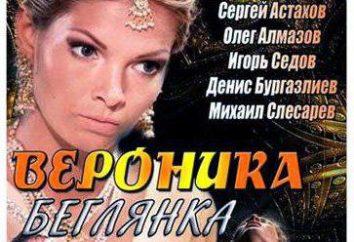 """W serii """"Veronica. Runaway"""". Aktorzy i role"""